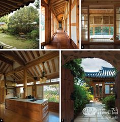 Happiness is to enjoy the full beauty of the house where five kinds ohgaheon _ 五 街 轩