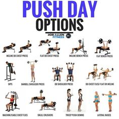 Bench Workout Plan - 15 Bench Workout Plan , Upper Body Push Workout for Better Delts Pecs and Triceps Push Day Workout, Push Pull Legs Workout, Push Pull Workout Routine, Workout Plans, Fat Workout, Chest Day Workout, Workout Schedule, Workout Guide, Workout Fitness