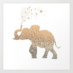 Buy ELEPHANT by Monika Strigel as a high quality Art Print. Worldwide shipping available at Society6.com. Just one of millions of products available.