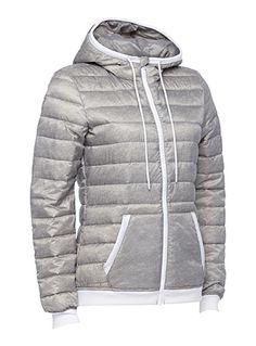 Le blouson duvet compressible bordures tricot | Simons