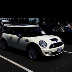 My Mini in a car show-entry category Cute! Car Show, Mini, Vehicles, Cute, Kawaii, Vehicle
