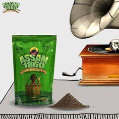 Let your senses travel to the lush gardens of #Assam1860 #Assam1860 #TeaAsItShouldBe #TeaLove #GourmetTea