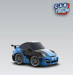 Porsche Vorsteiner V-RT Coupe 2012
