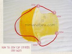 dog cap sewing patterns