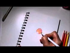 How I make Gems For My Zentangles - YouTube