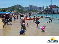 #informacionsobreacapulco Las plantas de aguas residuales de Acapulco. NOTICIAS DE ACAPULCO. Acapulco siempre se ha preocupado por mantener limpios todos sus ambientes naturales como sus playas, zonas selváticas y muy especialmente sus aguas, para lo cual, cuenta con diferentes plantas de tratamiento de aguas residuales. Éstas ayudan a que no se contaminen ni perturben, los ecosistemas y la belleza natural del lugar. Te invitamos a conocer más sobre Acapulco, durante tus próximas vacaciones…