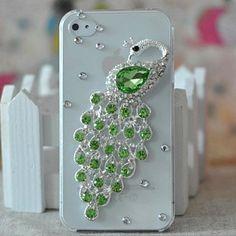 http://www.case2case.net/peacock-diamond-crystal-iphone-4-4s-case.html  Peacock diamond Crystal iphone 4 4s case