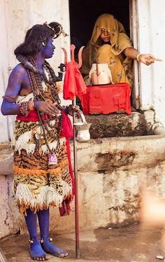Pushkar.  Photo: Devansh Jhaveri