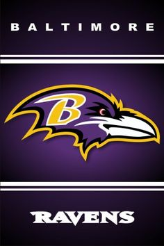 Always a Philly Eagles girl at heart, but as a Marylander, today I'm a Baltimore Ravens fan. Baltimore Ravens Logo, Baltimore Maryland, Raven Logo, Nfl Logo, Football Fans, Football Stuff, Dallas Mavericks, National Football League, Musica