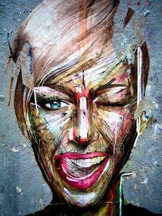 Miley, Hopare - Paris 4, Rue Vieille du Temple