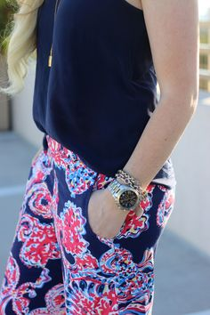 Bold colors!