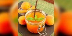Confiture d'abricots (recette de Pierre Hermé) Peach, Candy, Homemade, Fruit, Vegetables, Food, Chefs, Sweet Pie, Cooker Recipes