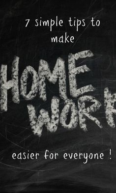 Effective and simple homework tips to help reluctant students. If your child struggles with homewoprk or maybe you interesre too much try these super simple homework help ideas to make life easier for everyone. Simple parenting advice that can make a big difference #homework #positiveparenting