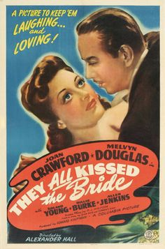 They All Kissed the Bride Premiered 11 June 1942