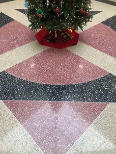 Doyle Dickerson Terrazzo is a leading terrazzo flooring installer located in Charlotte, NC. We install commercial flooring in the Southern USA. Terrazzo Flooring, Commercial Flooring, Floor Design, Marble, Education, Holiday Decor, Projects, Home Decor, Resin Art