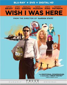 Wish I Was Here (2014) -  | Online ταινιες σειρες Gold Movies Greek Subs