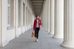 Outfit: Red meets Stripes | www.moodforstyle.de | Fashion, Food, Beauty & Lifestyle Blog from Germany