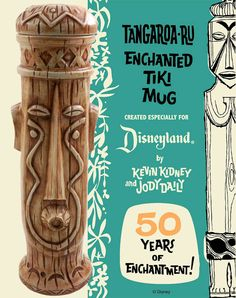 New Tiki Room Collectibles Coming to Disneyland This Summer