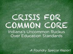 Crisis For Common Core