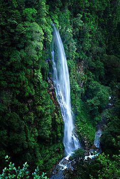 Waterfall, Lamington National Park, Queensland