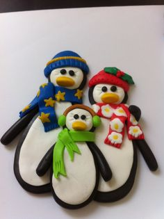 Bonecas do 1069, Pinguins de Natal