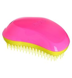Tangle Teezer The Original Hairbrush - Pink Rebel Man Groomer, Hair Brush, Tangled, Rebel, Pink, Hair Products, Roll Ups, Hair Styling Products, Rapunzel