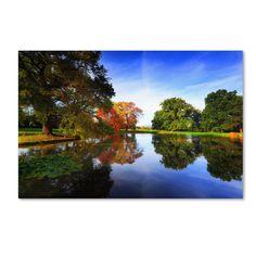 Philippe Sainte-Laudy 'Autumnal Beauty' Art