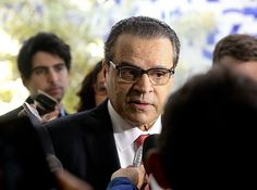 Henrique Eduardo Alves (PMDB), ex-presidente da Câmara dos Deputados