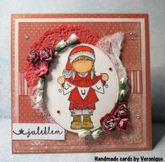 Hello, It´s time for a new challenge at The Sketchy Challenges . Theme: Christmas Here is my christmas card: Papers: Pion de. Christmas Cards, December, Wings, Challenges, Frame, Blog, Handmade, Decor, Christmas E Cards
