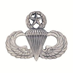 Army Master Parachute Badge