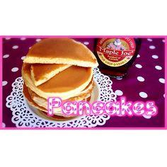 Pancakes.  http://youtu.be/C7zcIlECSAo