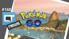 Pokémon GO e Rio 2016, Canaltech Cursos, Nasa e OVNIs, Snapdragon 821 [CT News #168]