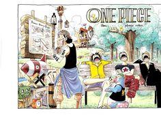 One Piece: Chapter chapitre-221 - Page 3