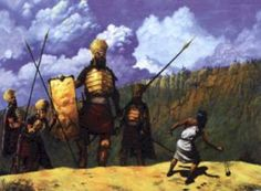 childrens sermon david & goliath