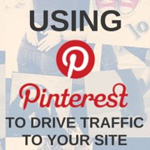 Drive Traffic using Pinterest by @malleebluemedia | via @borntobesocial Pinterest For Business, Pinterest Marketing, Social Media Tips, Media Marketing, Affiliate Marketing, Online Business, Investing, Infographics, Easy