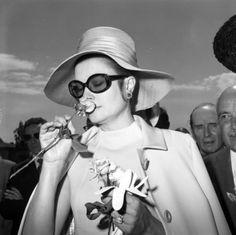 Princess Grace of Monaco. - the first waltz: a historical photoblog