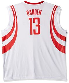 6fc6f7f1461 NBA Houston Rockets James Harden  13 Replica Jersey. Designed to duplicate  the look of