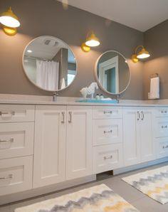 kids bathroom lighting. Barn Wall Sconces Add Splash Of Sunshine To Kids\u0027 Bathroom Kids Bathroom Lighting N