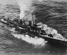 """The USS Laffey, got its nickname as """"The Ship That Would Not Die"""" when it was on picket duty off Okinawa in March 1945. About 50 Japanese planes attacked and about half got through to the Laffey. The ship suffered 103 casualties when it was hit by four bombs and five kamikaze planes. The Laffey is also the only surviving American World War II destroyer that saw action in the Atlantic, where it was part of the D-Day invasion"""
