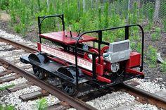 Fairmont Rail Car MOW