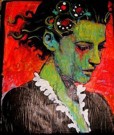 Bride of Frankenstein by Terra Sheridan