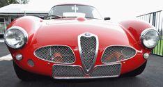 1953 Alfa Romeo 6C 3000CM