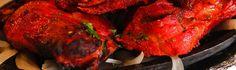 Pollo Tandoori, il classico tra le ricette indiane.