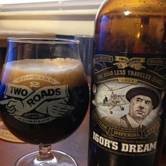 Connecticut: Two Roads Brewing Co. Igor's Dream | 50 Beers With Local Pride