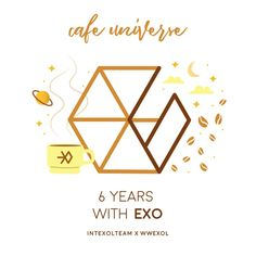 Happy 6 year with EXO