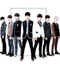 GOT7 - Bambam, Mark, Jr., JB, Jackson, Youngjae and Yugyeom