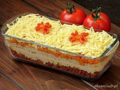 Sałatka na ostatnią chwilę - Obżarciuch Keto Diet For Beginners, Macaroni And Cheese, Keto Recipes, Grilling, Cheesecake, Gluten Free, Cooking, Ethnic Recipes, Food