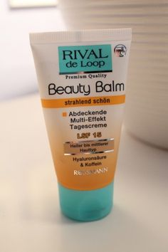 BEST OF | Vegan BB Creams Rival de Loop Beauty Balm *ONCE UPON A CREAM Vegan Beauty Blog*