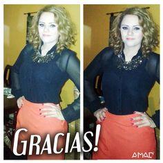 #fan #amad #gracias