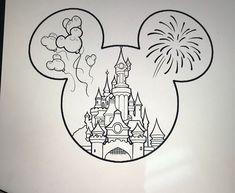 Disney Schloss Tattoo Disney Schloss Tattoo Das Post-Disney Schloss Tattoo erschien ... - #Das #Disney #erschien #PostDisney #Schloss #Tattoo